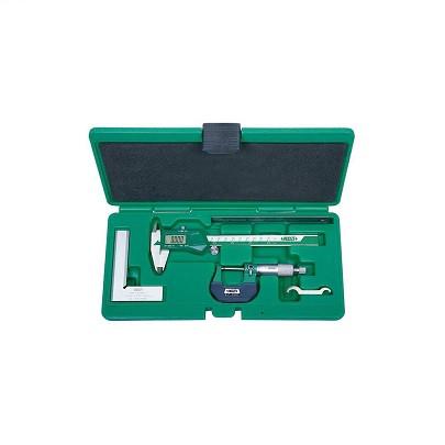 Bộ dụng cụ đo 4 chi tiết INSIZE 5042