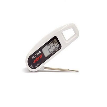Máy đo nhiệt độ đầu đo có thể gập lại EBRO TLC 700
