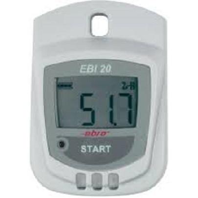 Thiết bị ghi nhiệt độ, độ ẩm hiển thị số EBRO EBI 20-TH1 (1601-0044)
