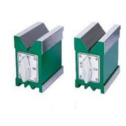Khối V từ tính Insize 6889-11 (5 - 40mm/75kgf)